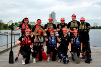 London Construction Dragon Boat Event 2014